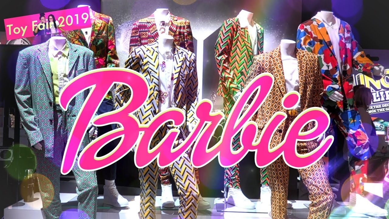 TOY FAIR 2019: Barbie - BTS   Fashionistas   Dreamhouse   Mermaids & more