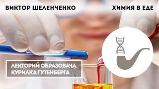 Виктор Шеленченко - Химия в еде