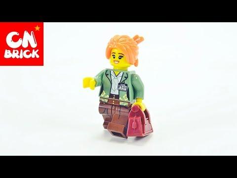 LEGO NINJAGO MOVIES MISAKO 030649 Unofficial LEGO
