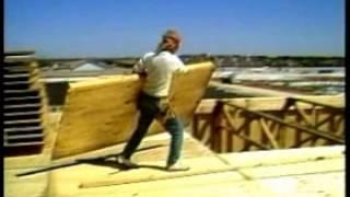 Engineered Wood Roof Construction