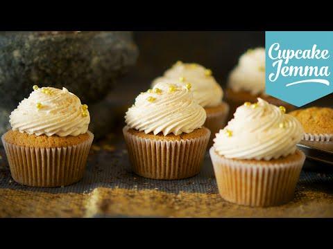 Generate Chai Latte Cupcake Recipe | Cupcake Jemma Screenshots