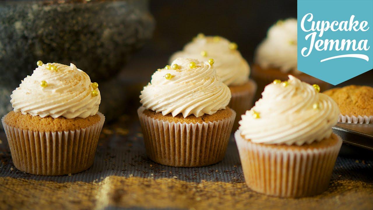 Cupcake Jemma Cake Recipe: Chai Latte Cupcake Recipe