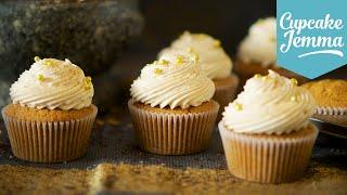 Chai Latte Cupcake Recipe   Cupcake Jemma