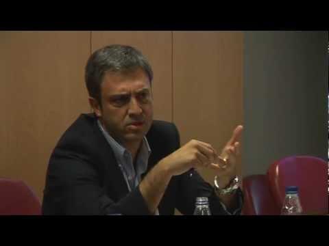 """A responsabilidade social dos media face à crise"".  Carlos Daniel na UFP"