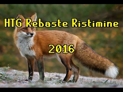 HTG Rebaste Ristimine 2016