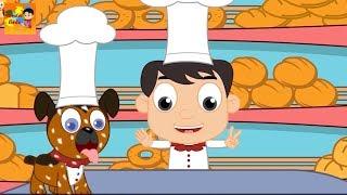 Backe, backe Kuchen + 15 min deutsche Kinderlieder | Kinderlieder zum Mitsingen