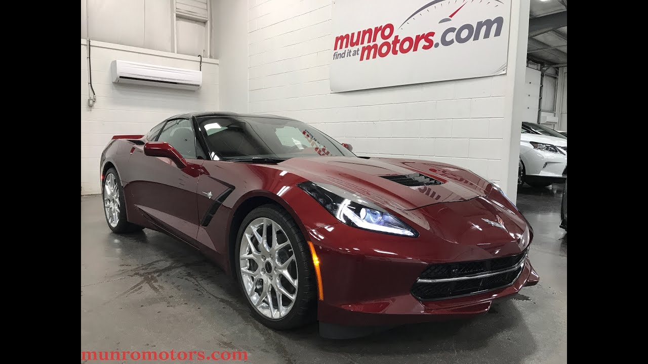 2017 Chevrolet Corvette Stingray Sold Sold Sold 3lt Nav