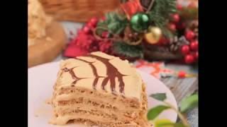 """Рецепт торта """"Эстерхази"""""""