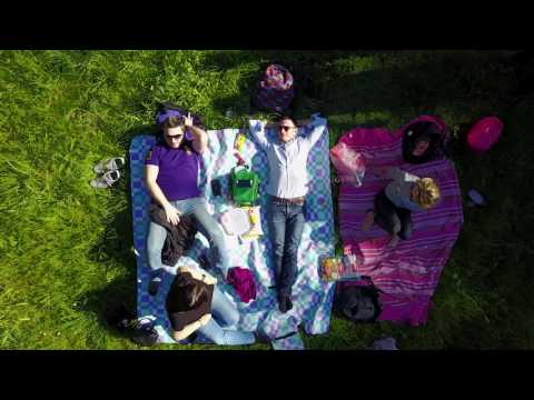 Pasquetta 2017 - Drone Villa Pamphili