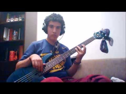 The Dirty Mac - Yer Blues bass cover