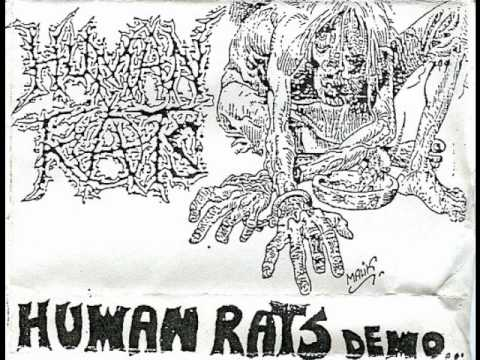 HUMAN RATS 'cock rock defiance' (from demo 1993,canada)