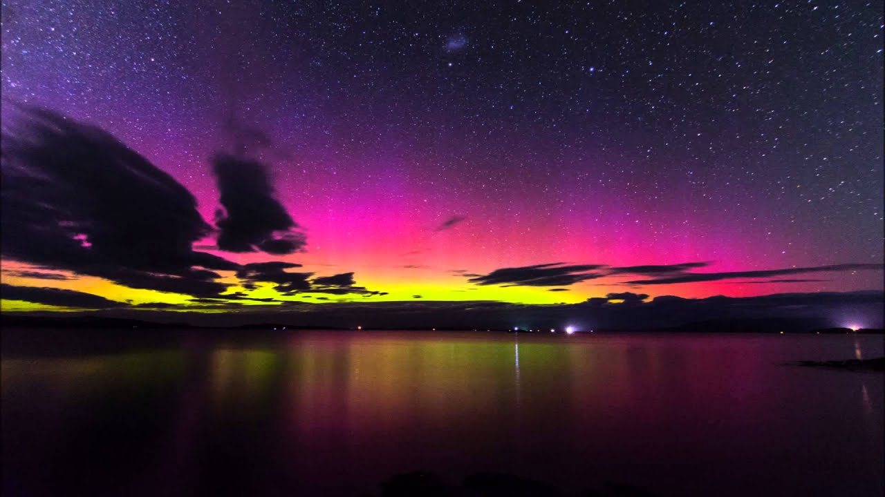 Southern Lights Aurora Australis