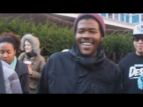 Capital STEEZ Freestyle at Brooklyn College