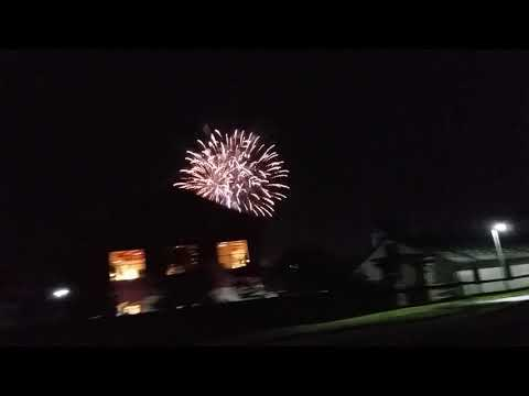 Drive by Fireworks at MCCC2 Montgomery County Community College