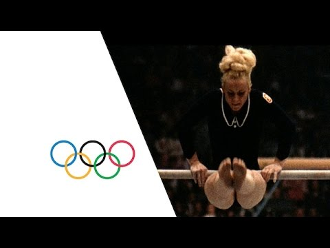 Čáslavská Wins Gold As The Games Draw To A Close | Mexico City 1968 Olympic Film