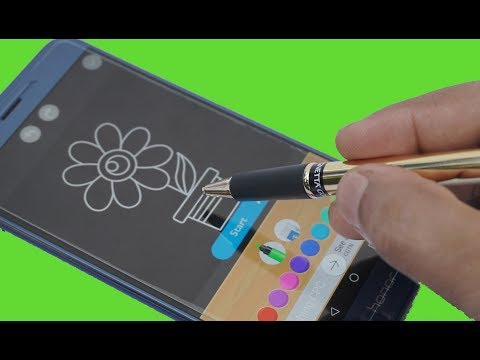 How to make Touch Stylus Pen |Touch Screen Pen for all Phones/Tablet