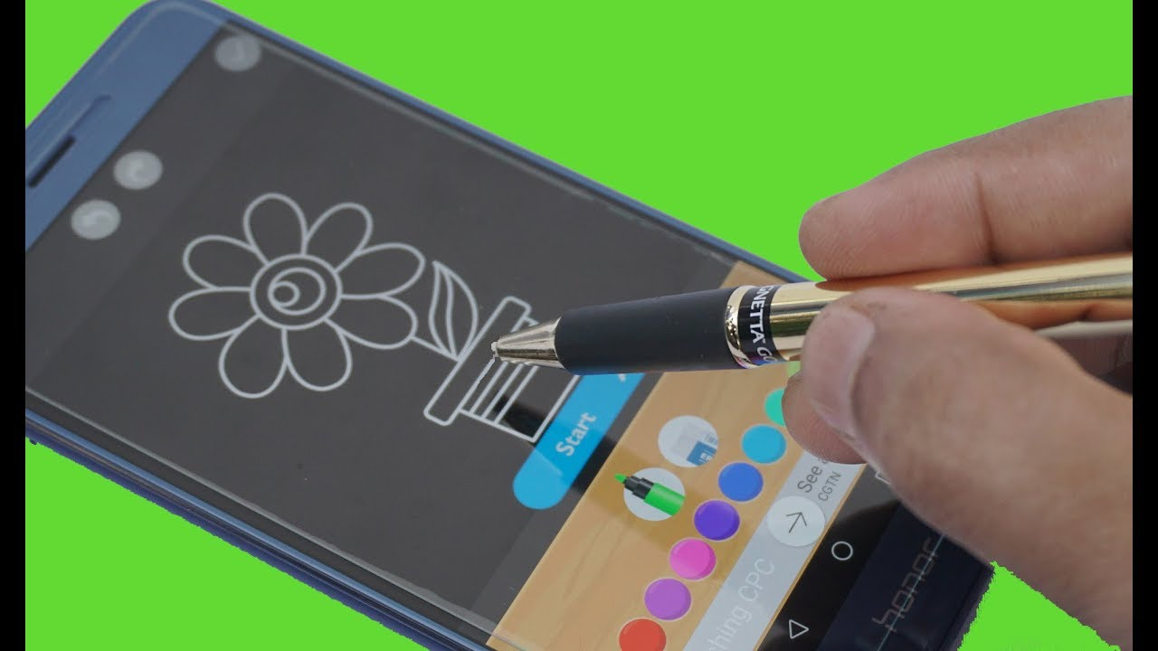 How to make Touch Stylus Pen |Touch Screen Pen for all ...
