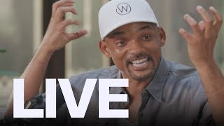 Baixar Will Smith Says He's Not Married To Jada | ET Canada LIVE