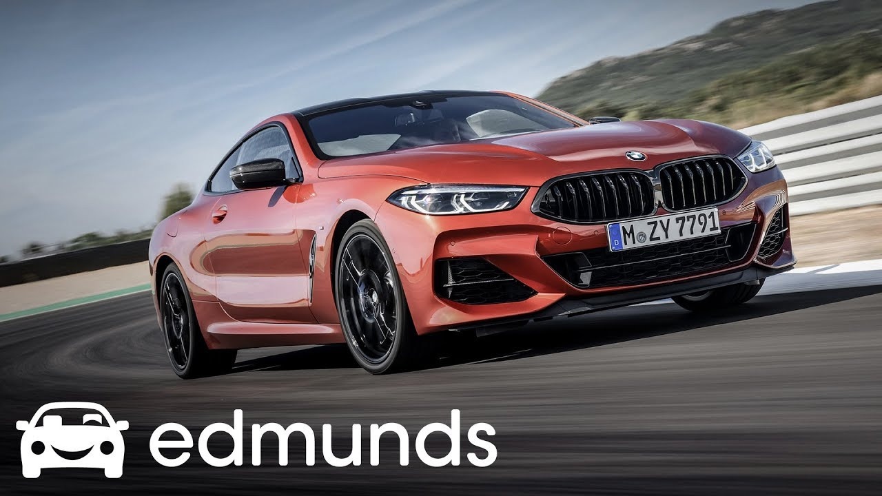 Is The New 2019 Bmw 8 Series As Cool As The Original From The 1990s Edmunds