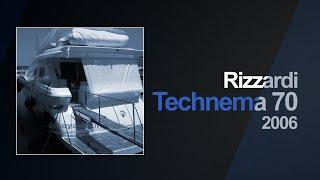 Rizzardi Technema 70 yacht usato in vendita. Technema 70 for sale