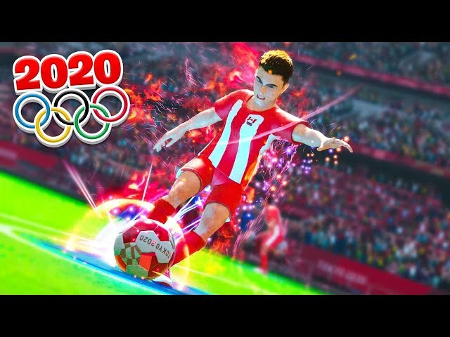 THIS GAME IS BETTER THAN FIFA 20 (Tokyo 2020)