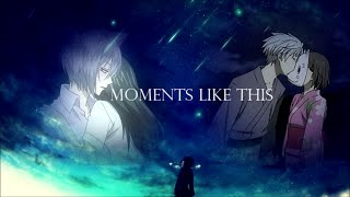 [AMV] - (Anime mix) - Moments Like This