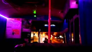 Дискотека в автобусе