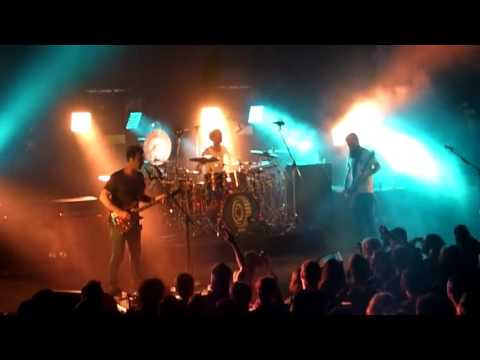 Cog - live @ Metro Theatre, Sydney, 17 July 2016, 1/3