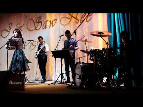 Malaysia Wedding Live Band @ Happy Fish  - Everywhere By Beevers