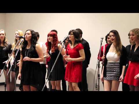 Slow Me Down - Emmy Rossum (WIBI A Cappella)