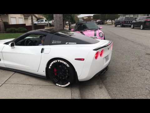 Corvette c6 ls3 w/ BORLA exhaust