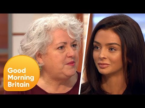 Love Island's Kady McDermott Defends Herself After Being Axed From Xmas Event | Good Morning Britain