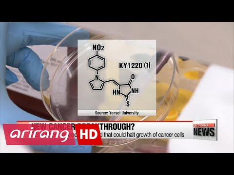 Local researchers develop chemical compound that could eliminate cancer-induced proteins