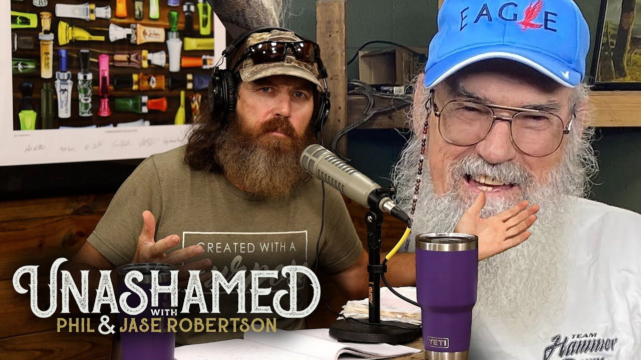 Download Uncle Si's Tall Tales from the Duck Blind & How Christians Misapply the Rules of the Bible | Ep 348