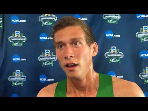 Oregon Ducks falter in the men's competition at the NCAA Track & Field Championships
