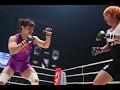 MMA Rin Nakai vs Natsuko Murata