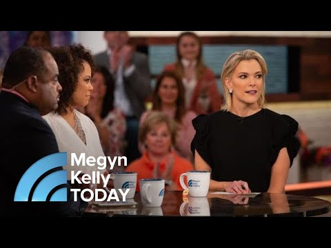 Amy Holmes, Roland Martin Talk To Megyn Kelly About Blackface Comments | Megyn Kelly TODAY
