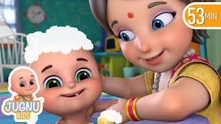 Munna Raja | Lori Song 2 | Hindi poems | Hindi rhymes for children by Jugnu kids