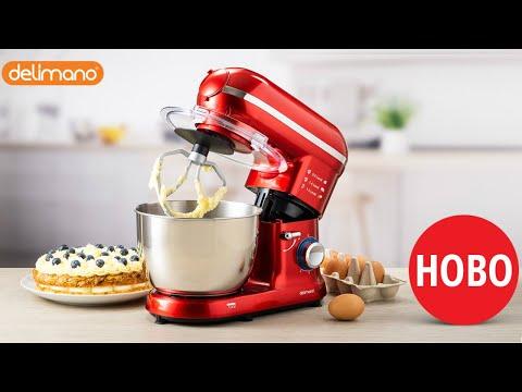 Кухненски Робот Гранде Сет + ПОДАРЪК: Сет за Паста и Бисквити