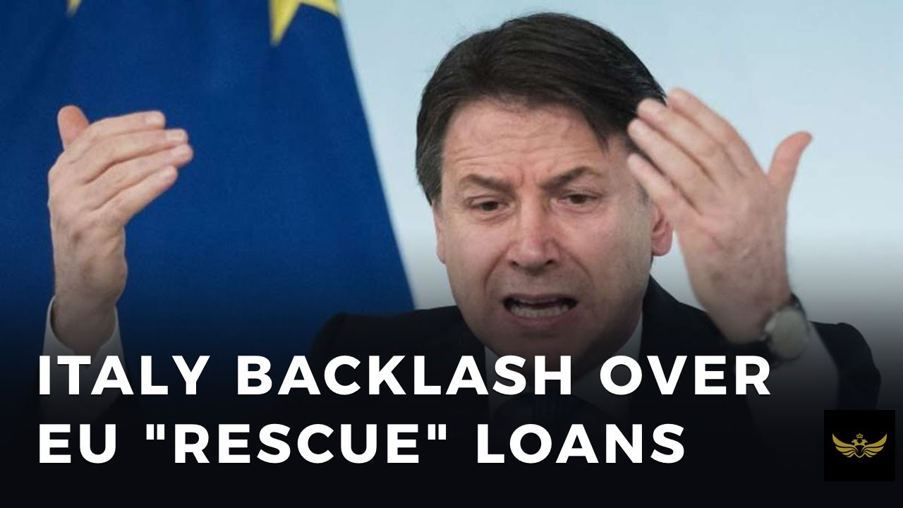 "Backlash in Italy over capitulation to EU ""rescue"" loans"