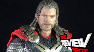 Collectible Spot - Hot Toys Thor The Dark World Thor Sixth Scale Figure
