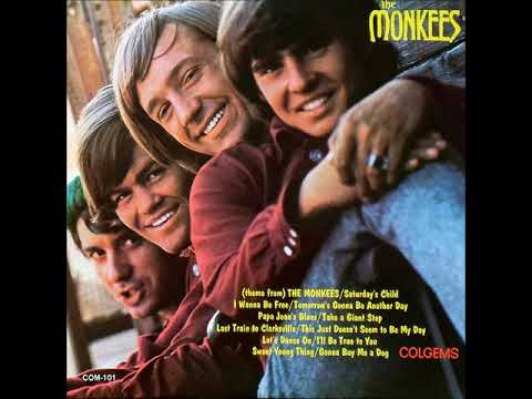 THE MONKEES (ORIGINAL MONO FULL ALBUM) 11. Sweet Young Thing 1966