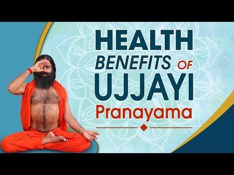 Health Benefits of Ujjayi Pranayama | Swami Ramdev