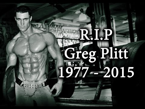 R.I.P. Greg Plitt - Tribute and Motivational Video