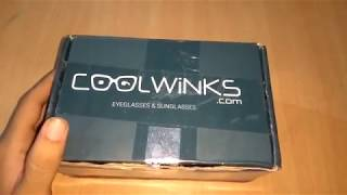 COOLWINKS EYEGLASSES II my honest review of buying must watch..