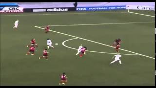Best Goal in Women Football scored by France U-20!