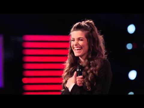 Miley Cyrus - You're Still The One (Shania Twain's cover) on The Voice USA