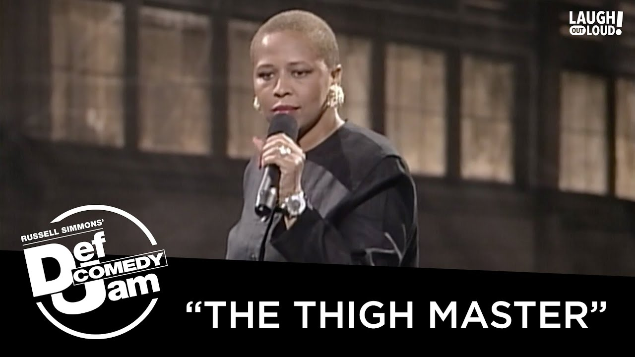Myra J Knows It Isn't Easy Being A Woman | Def Comedy Jam | Laugh Out Loud Network
