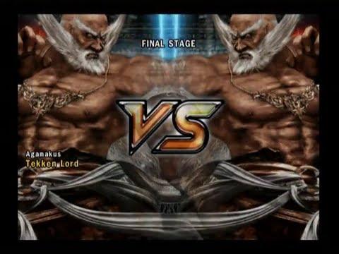 Tekken 5 How To Unlock Jinpachi Mishima On Ps2 Hq Youtube