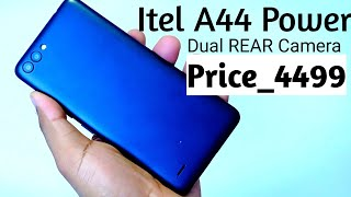 Itel A44 Power Unboxing & First Look, Itel Mobile Review in Hindi , Itel A44 Power Review